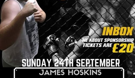 Image for James Hoskins is raising money
